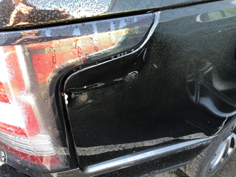 Body Damage example photo